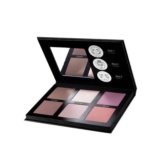 Image of 'Face & Shape Palette - Limited Edition'