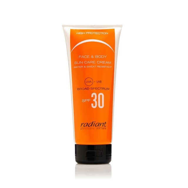 Image of 'SUN CARE FACE & BODY SPF30'