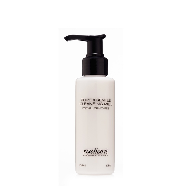 Image of 'PURE & GENTLE CLEANSING MILK - TRAVEL SIZE'