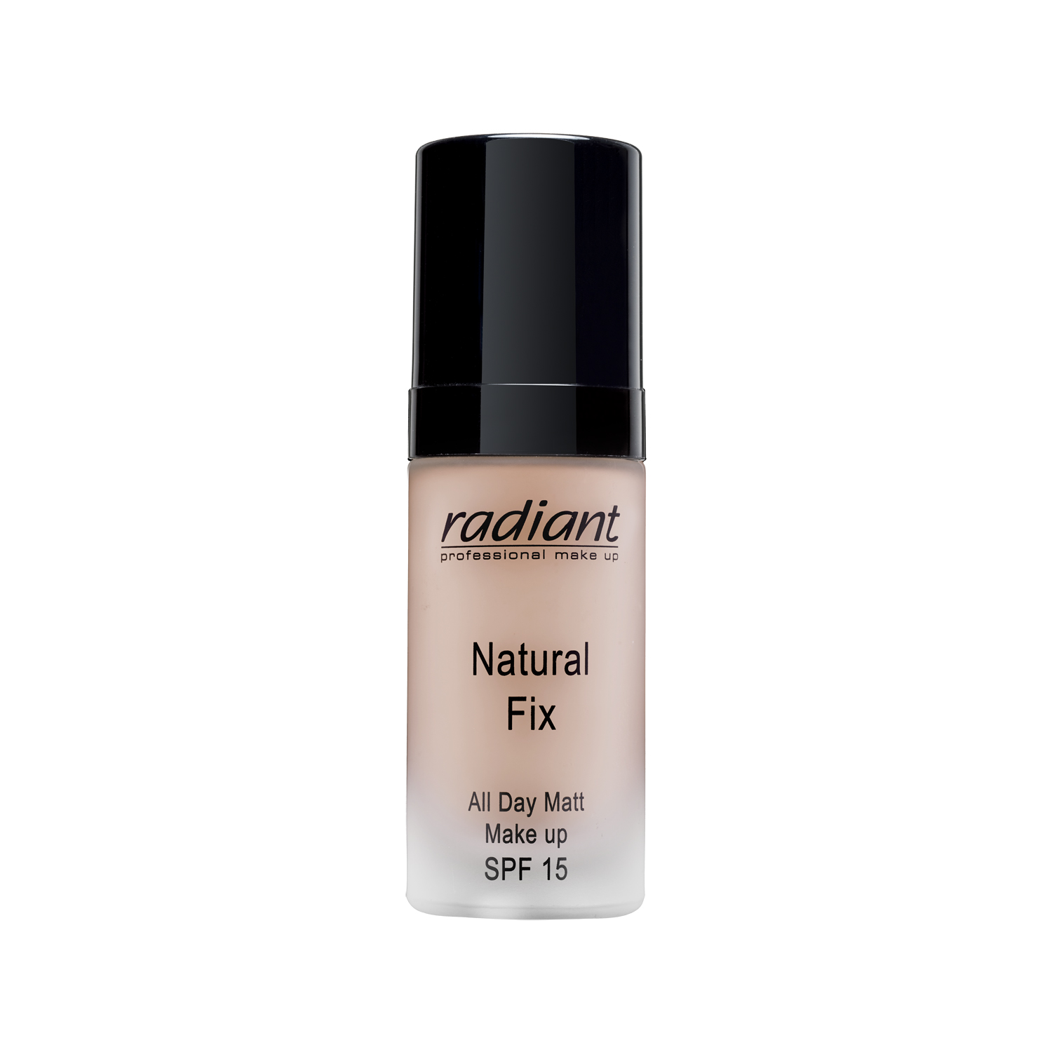 NATURAL FIX ALL DAY MATT MAKE UP SPF 15