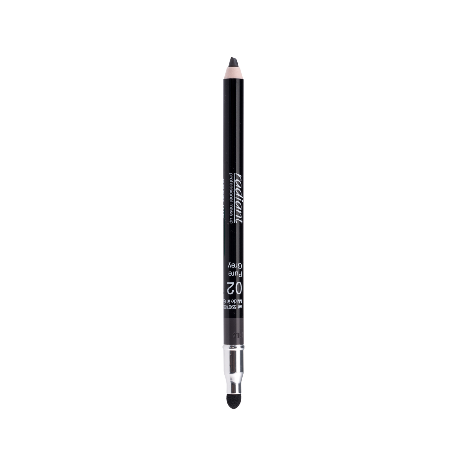 SOFTLINE WATERPROOF EYE PENCIL (02 Pure Grey)