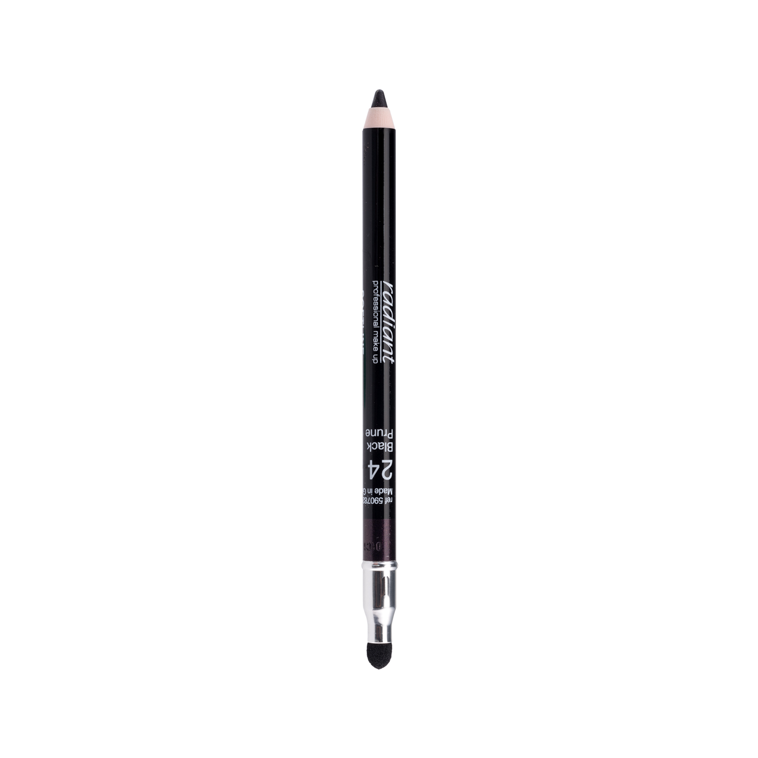 SOFTLINE WATERPROOF EYE PENCIL (24 Black Prune)