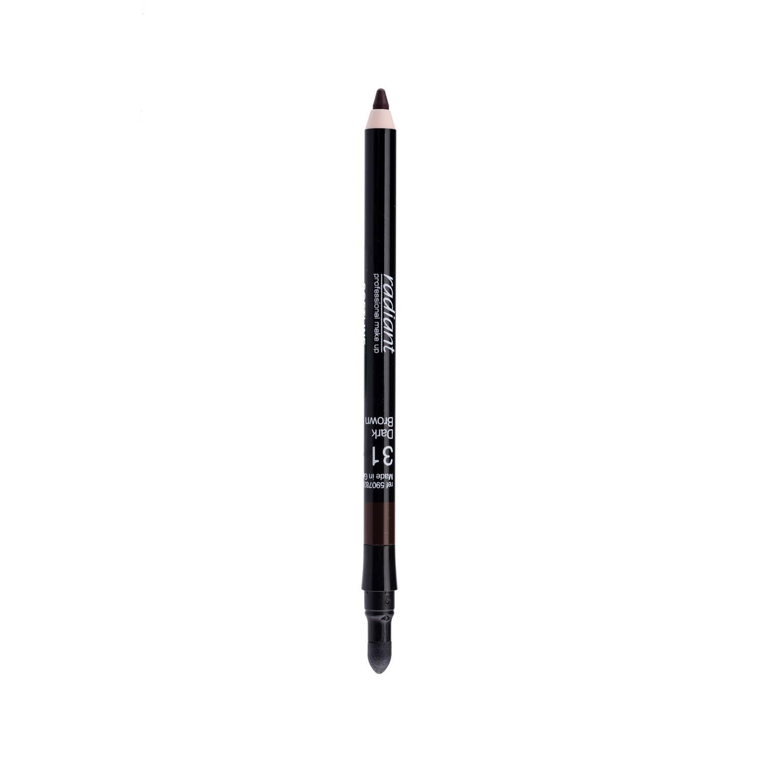 SOFTLINE WATERPROOF EYE PENCIL (31 Smoky Dark Brown)