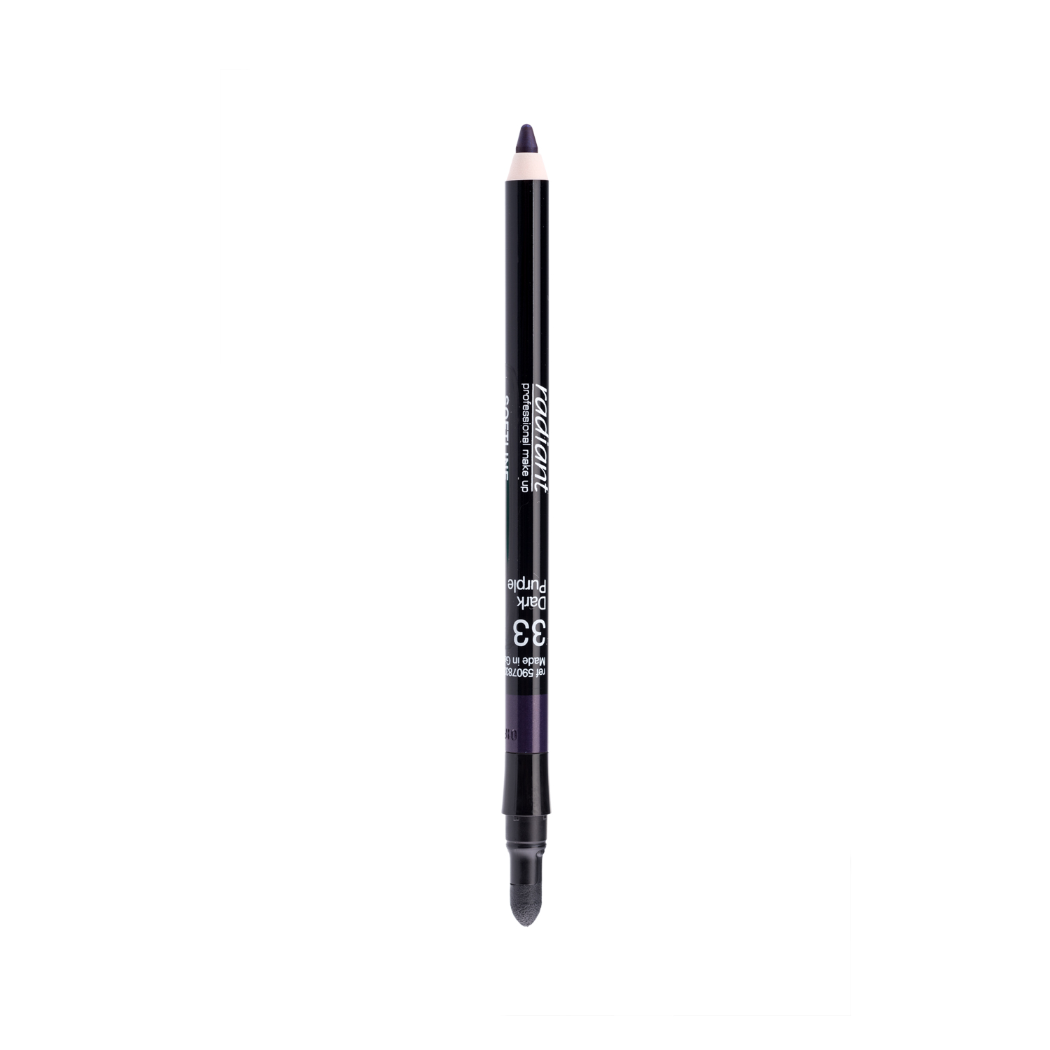 SOFTLINE WATERPROOF EYE PENCIL (33 Smoky Dark Purple)