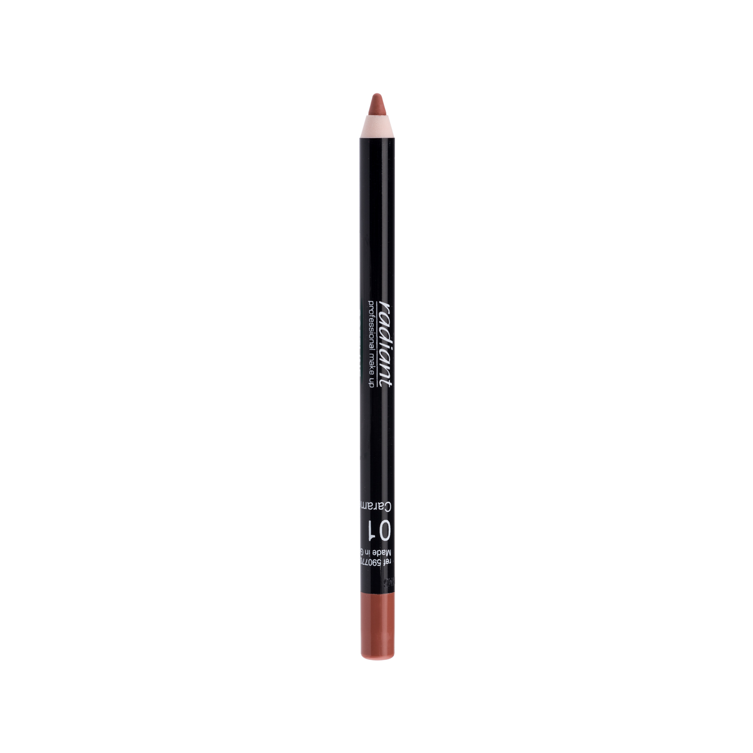 SOFTLINE WATERPROOF LIP PENCIL (01 Caramel)