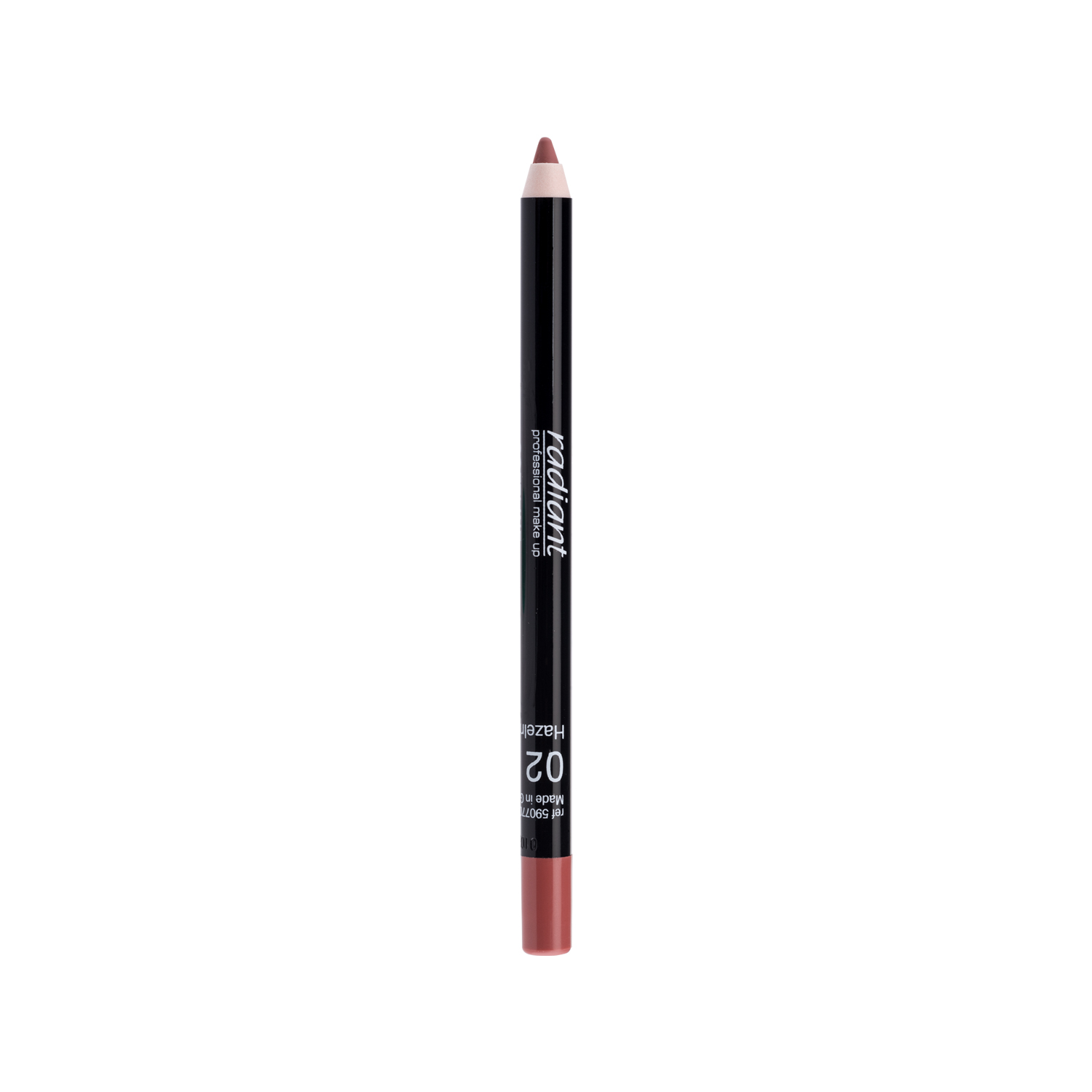 SOFTLINE WATERPROOF LIP PENCIL (02 Hazelnut)