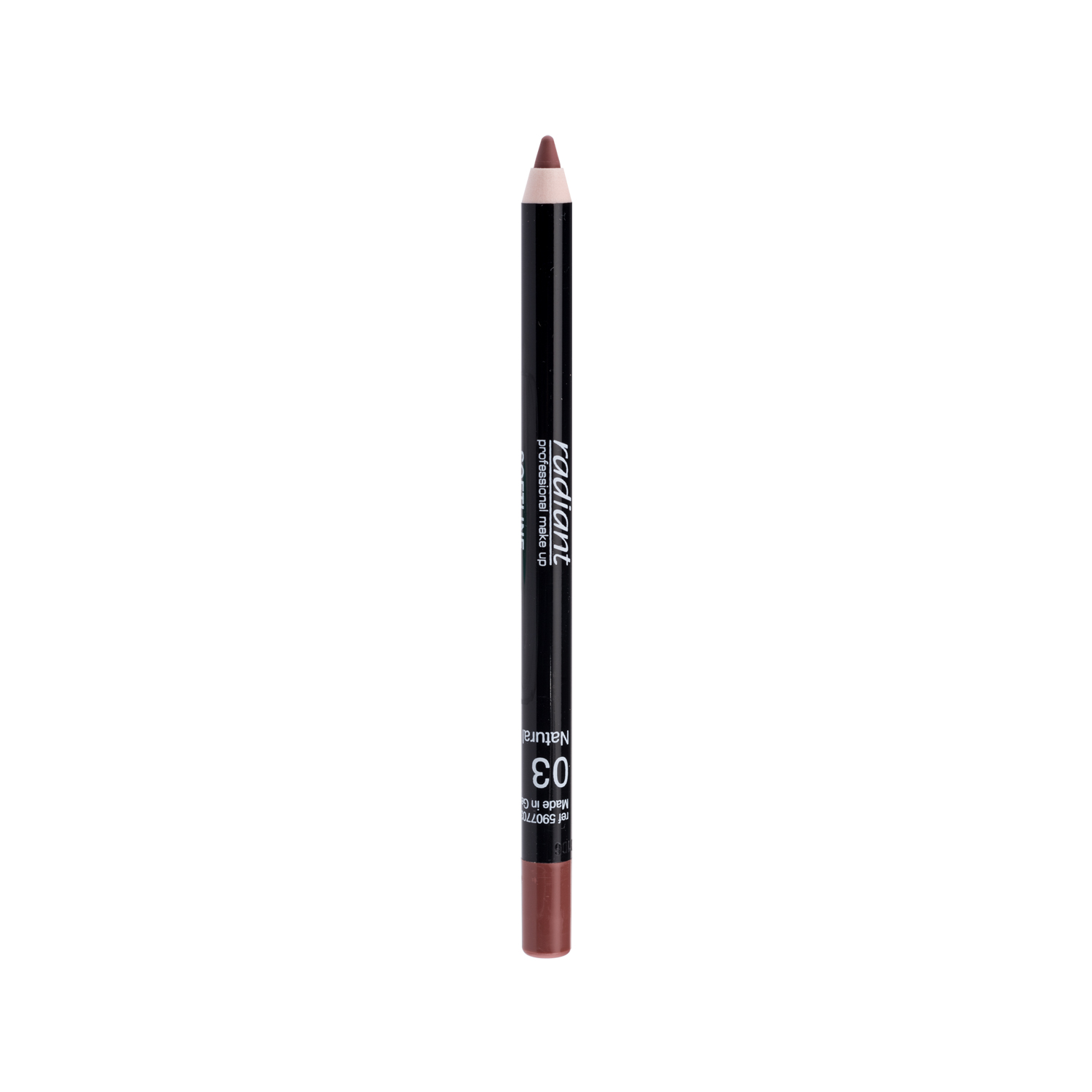SOFTLINE WATERPROOF LIP PENCIL (03 Natural)