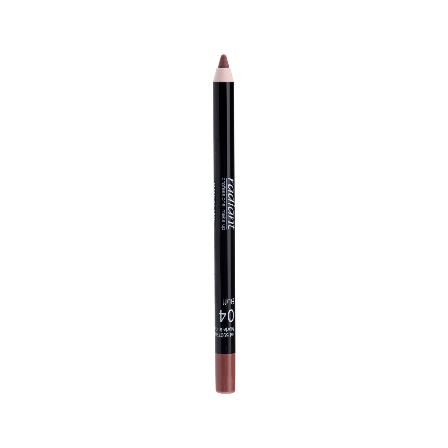 SOFTLINE WATERPROOF LIP PENCIL (04 Buff)