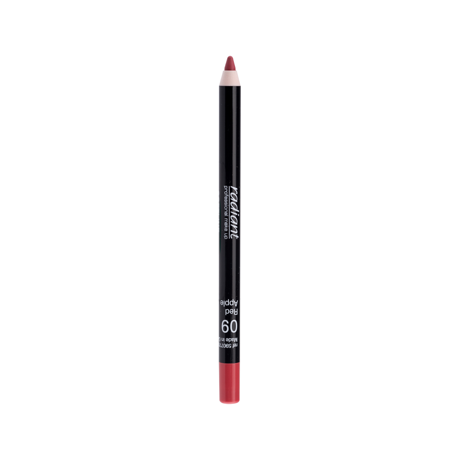 SOFTLINE WATERPROOF LIP PENCIL (09 Red Apple)