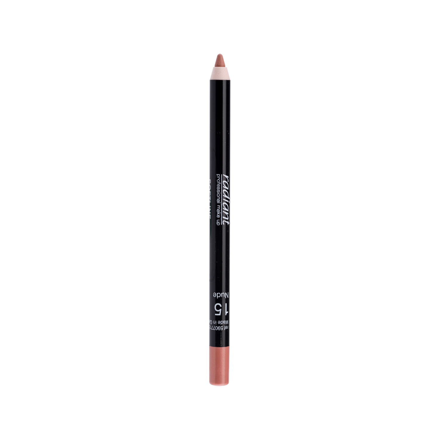 SOFTLINE WATERPROOF LIP PENCIL (15 Nude)