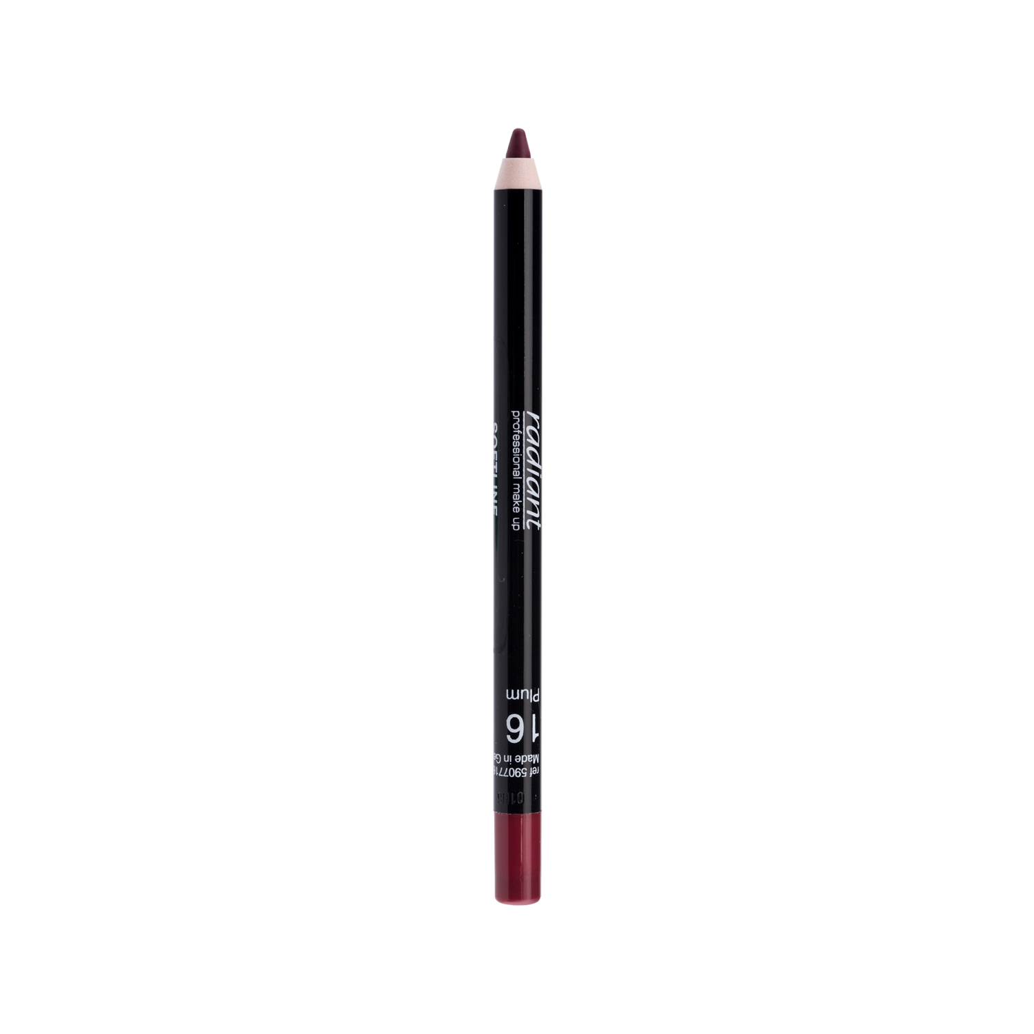 SOFTLINE WATERPROOF LIP PENCIL (16 Plum)