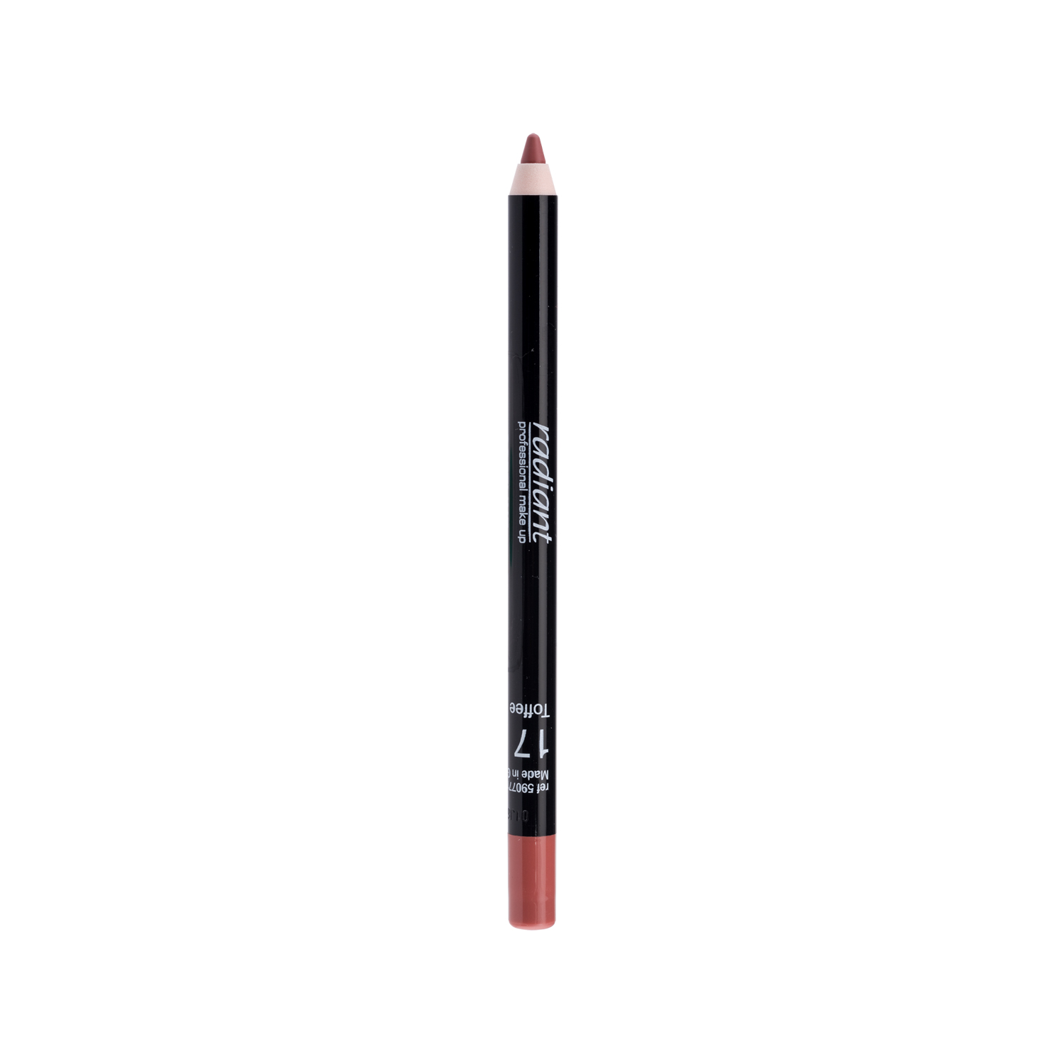 SOFTLINE WATERPROOF LIP PENCIL (17 Toffee)
