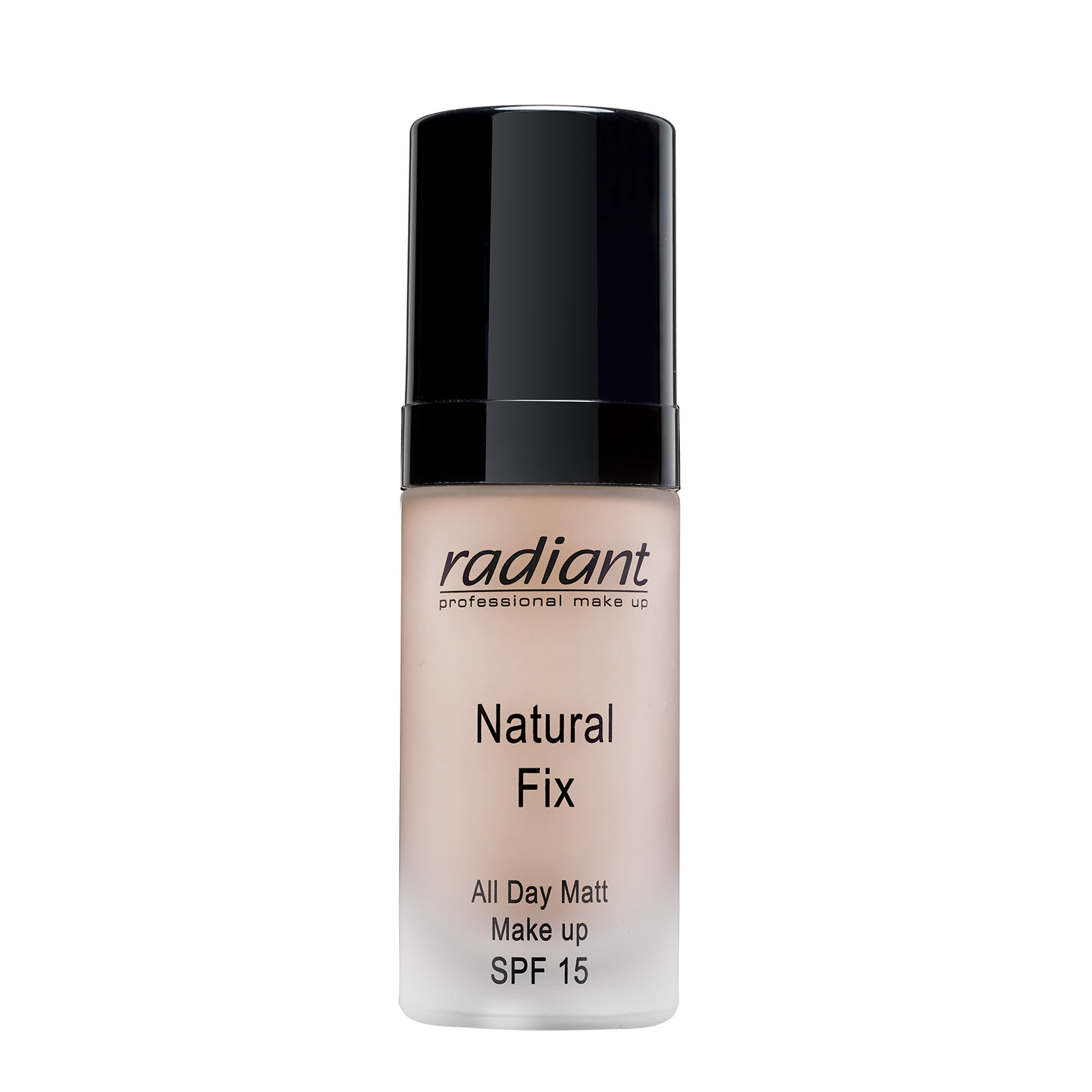 NATURAL FIX ALL DAY MATT MAKE UP SPF 15 (00 Alabaster)