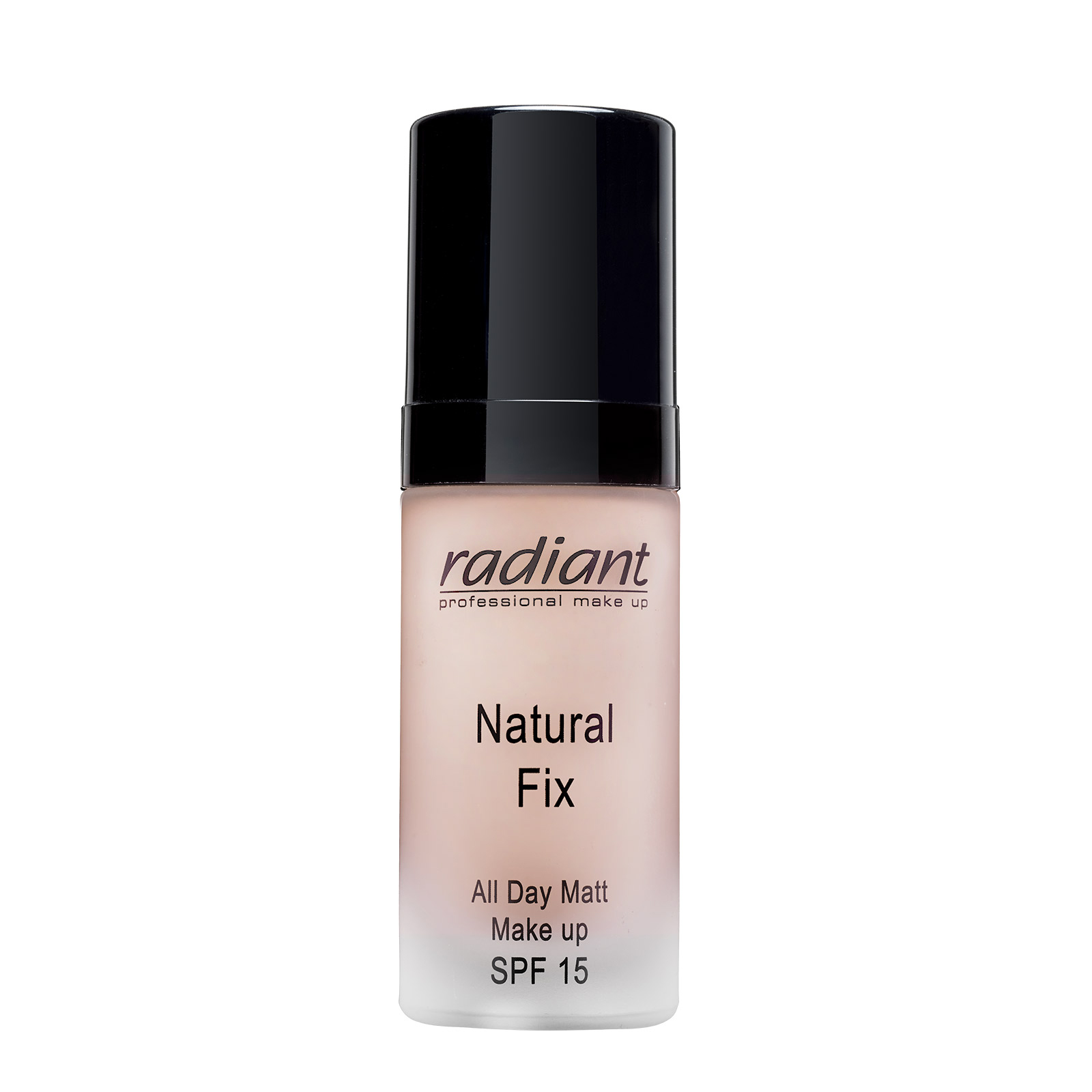NATURAL FIX ALL DAY MATT MAKE UP SPF 15 (01 Rosy)