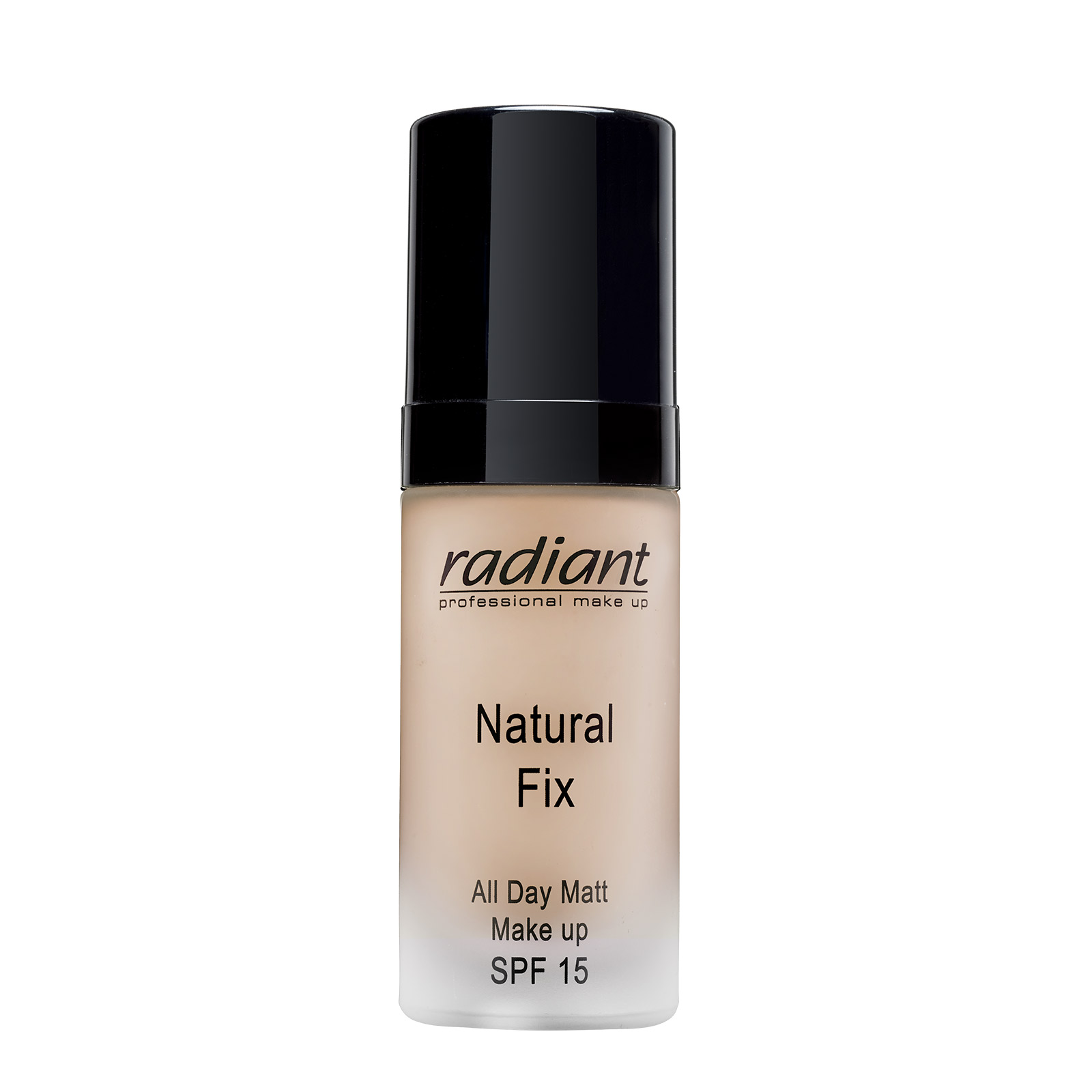 NATURAL FIX ALL DAY MATT MAKE UP SPF 15 (02 Caramel)