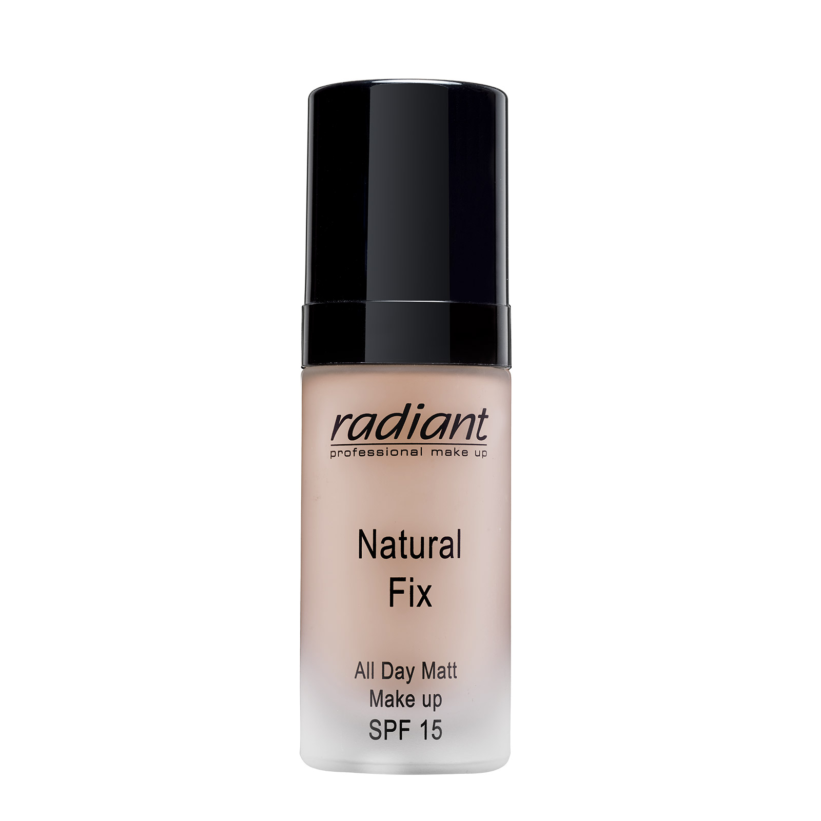 NATURAL FIX ALL DAY MATT MAKE UP SPF 15 (03 Beige)