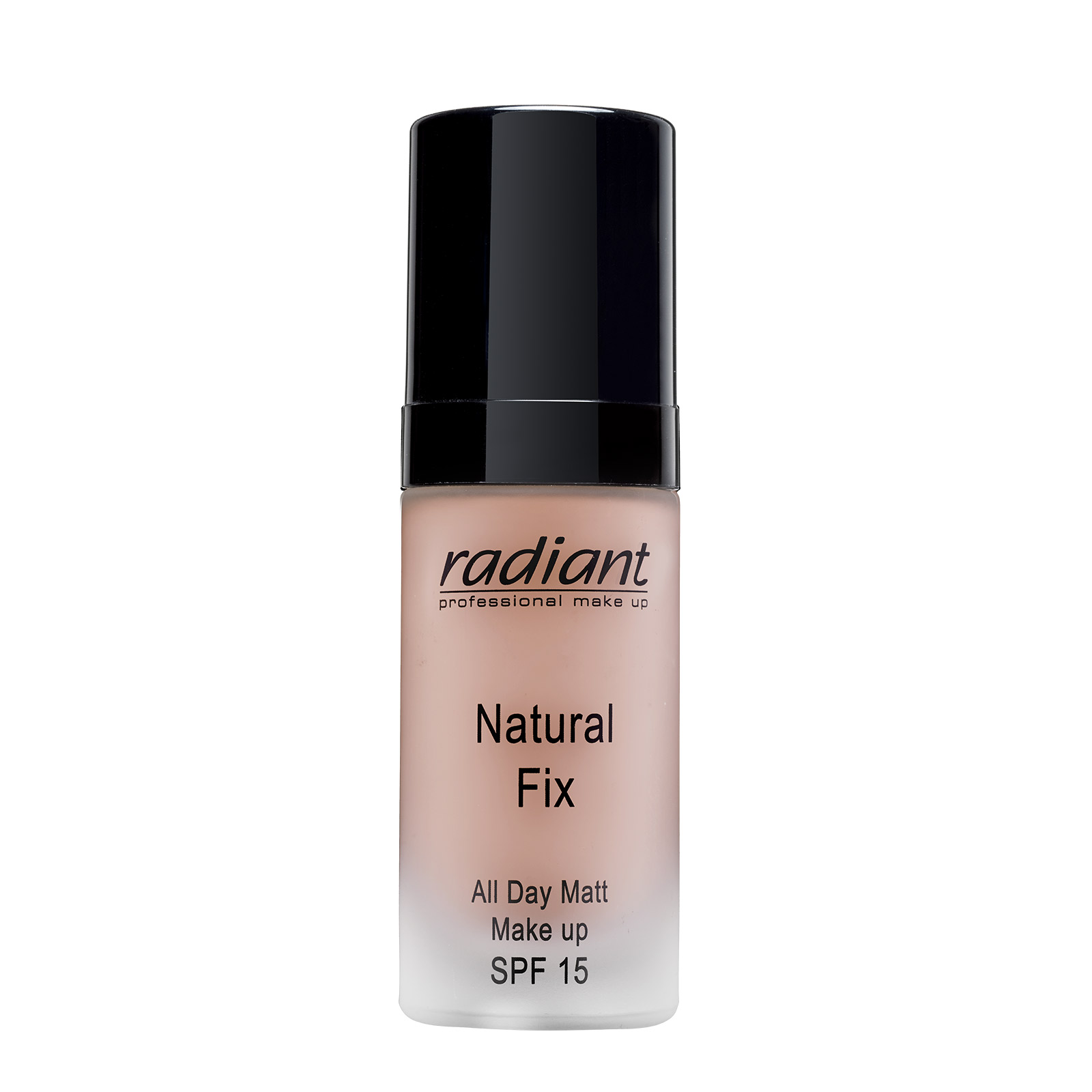 NATURAL FIX ALL DAY MATT MAKE UP SPF 15 (04 Peachy Beige)
