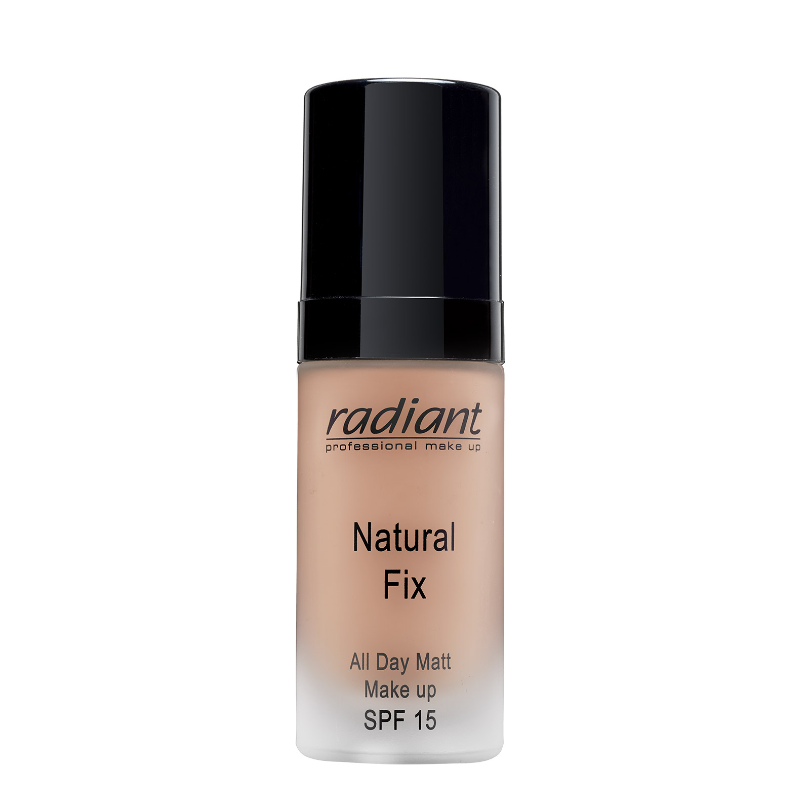 NATURAL FIX ALL DAY MATT MAKE UP SPF 15 (06 Tan)