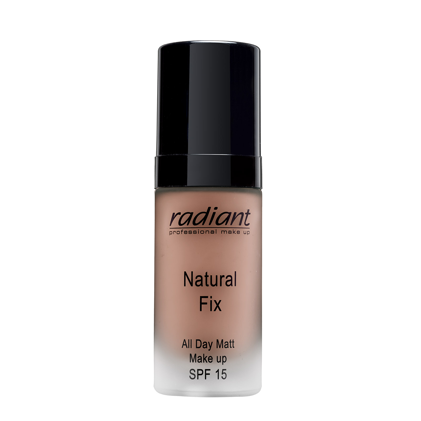 NATURAL FIX ALL DAY MATT MAKE UP SPF 15 (08 Mocca)