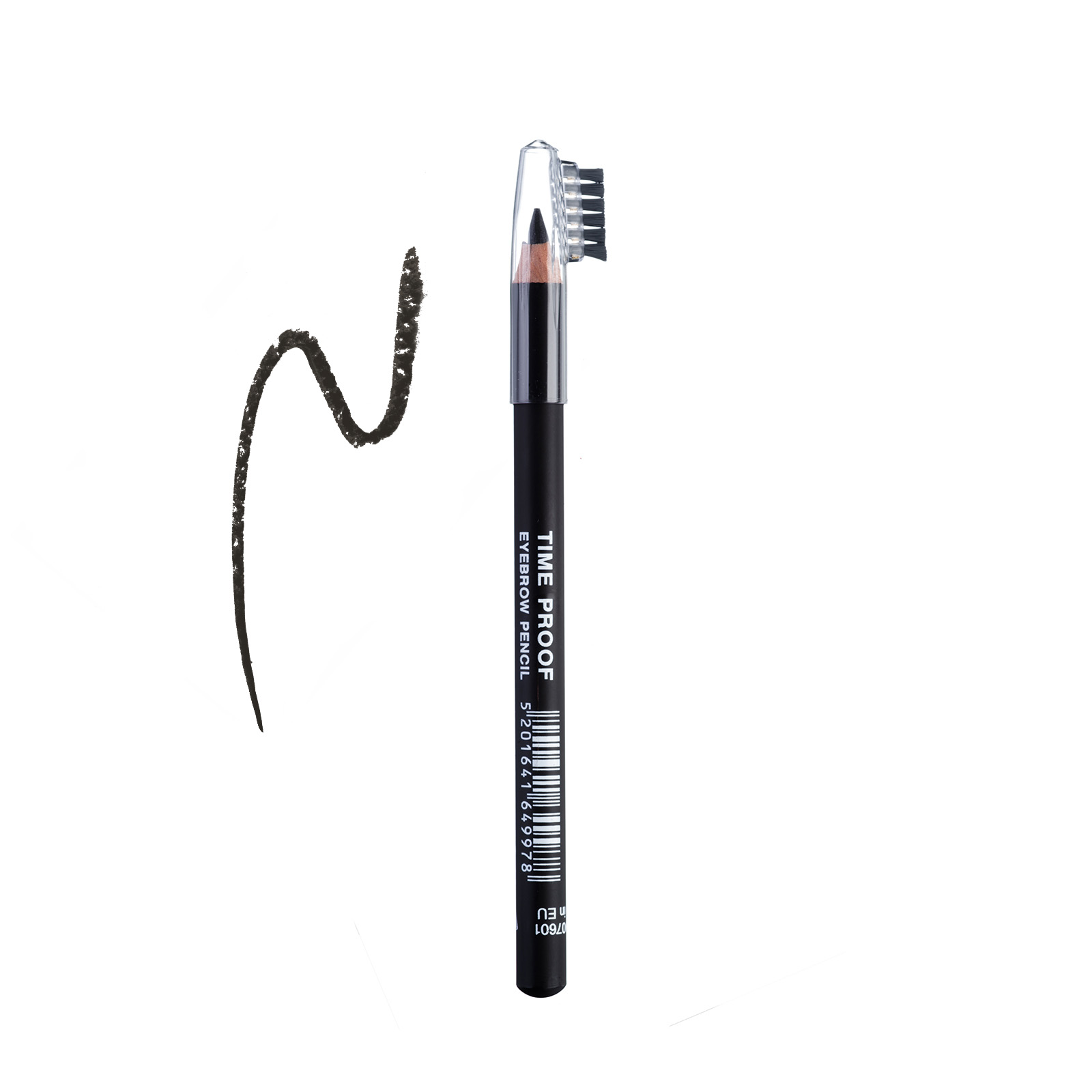 TIME PROOF EYE BROW PENCIL (01 Black)