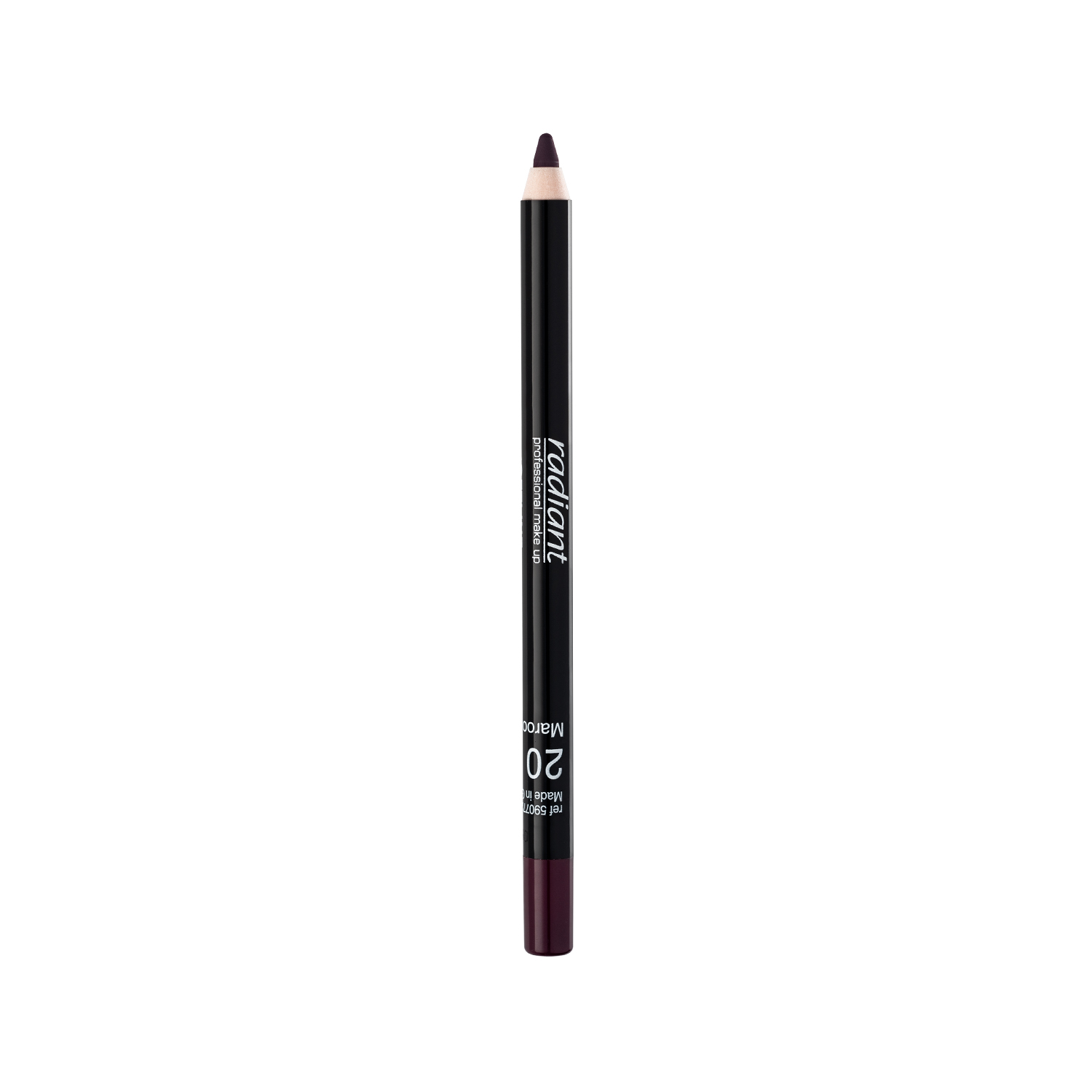 SOFTLINE WATERPROOF LIP PENCIL (20 Maroon)