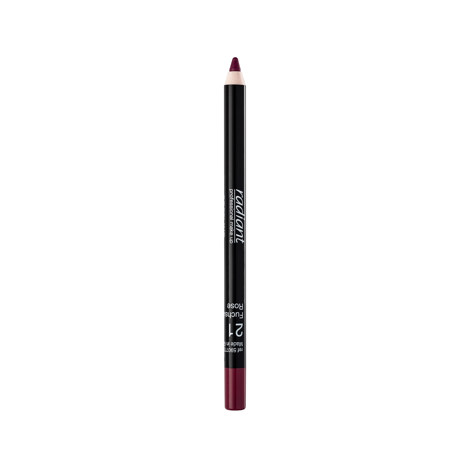 SOFTLINE WATERPROOF LIP PENCIL (21 Fuchsia Rose)