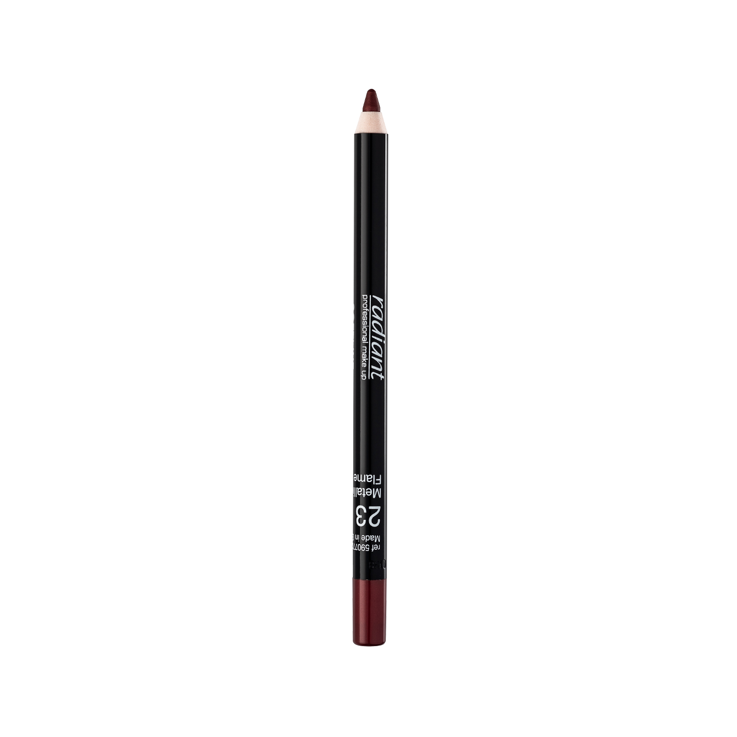 SOFTLINE WATERPROOF LIP PENCIL (23 Metallic Flame)