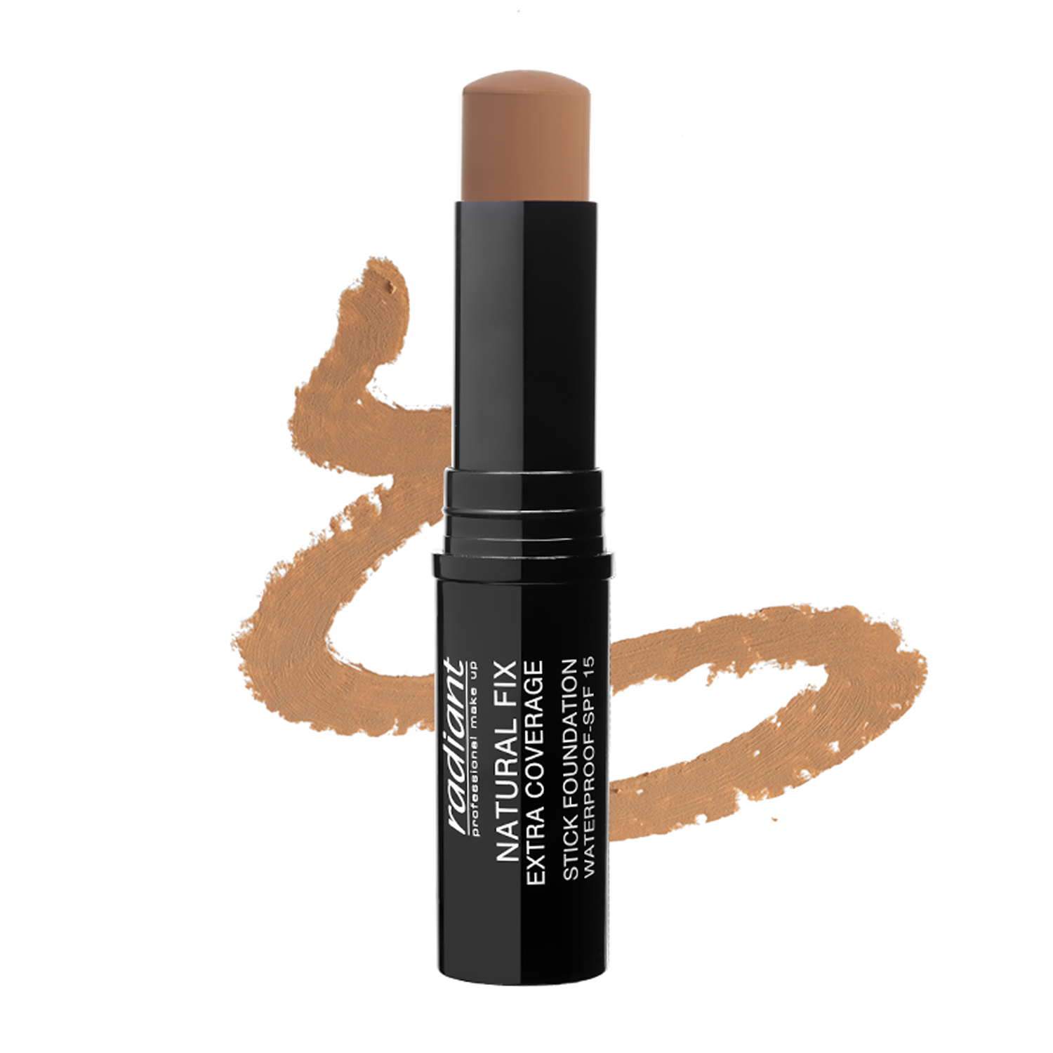 NATURAL FIX EXTRA COVERAGE STICK FOUNDATION  WATERPROOF SPF 15 (05 GINGER)