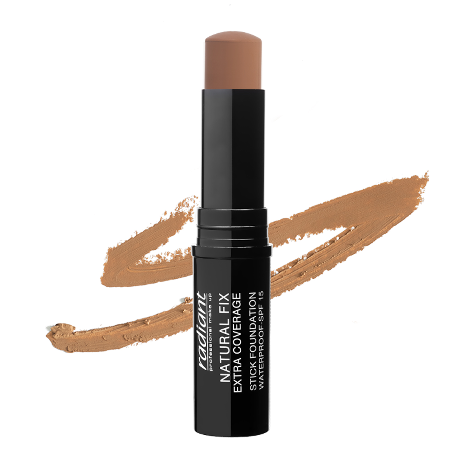 NATURAL FIX EXTRA COVERAGE STICK FOUNDATION  WATERPROOF SPF 15 (06 TAWNY)