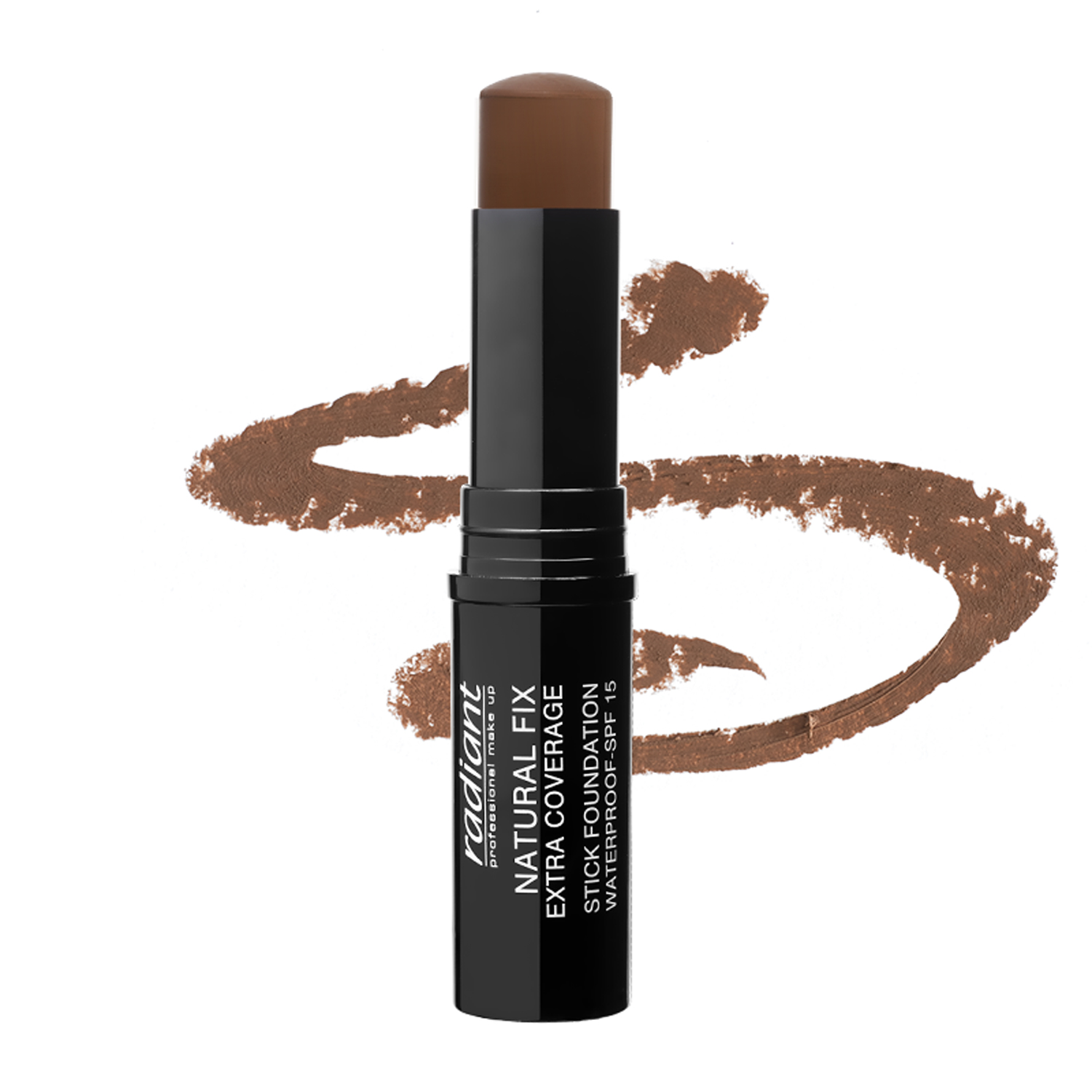 NATURAL FIX EXTRA COVERAGE STICK FOUNDATION  WATERPROOF SPF 15 (08 PEACAN)