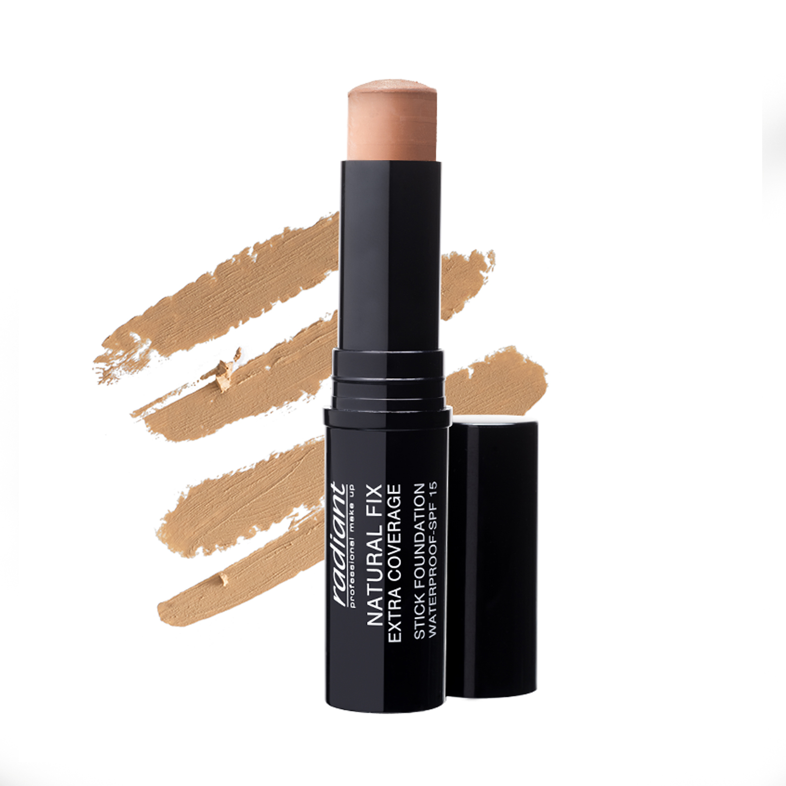 NATURAL FIX EXTRA COVERAGE STICK FOUNDATION  WATERPROOF SPF 15