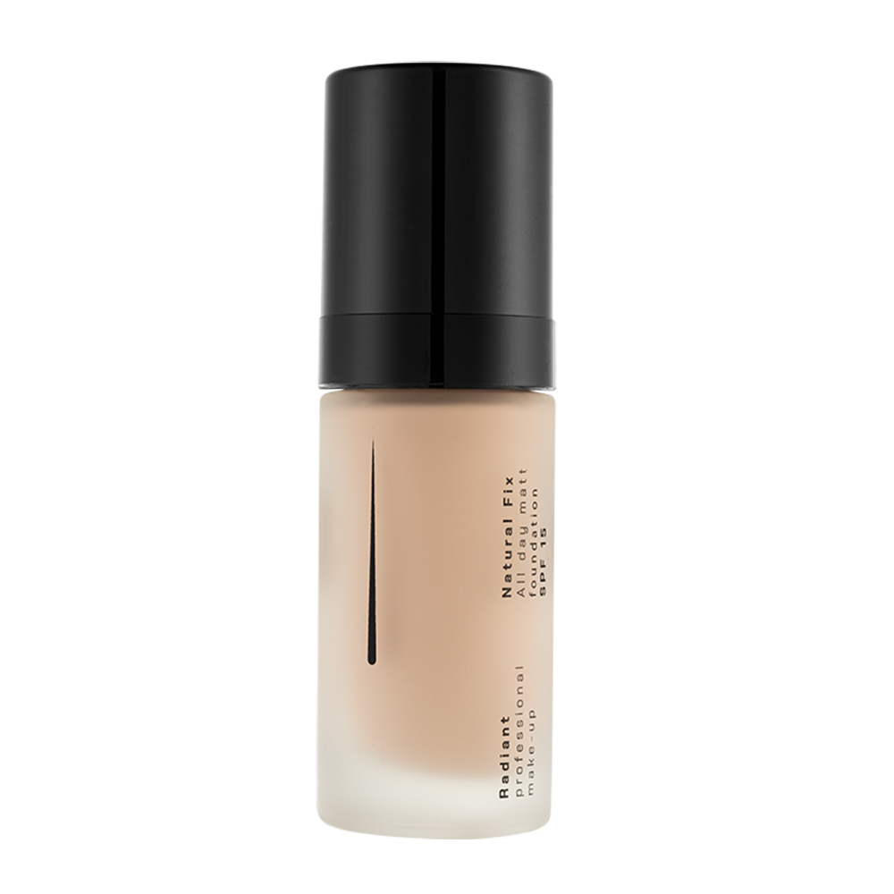 NATURAL FIX ALL DAY MATT MAKE UP SPF 15 (03a Peanut)